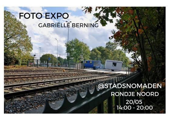 foto expo Rondje Noord Stadsnomaden